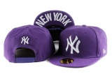 New York Yankees Snapback Topi Mlb Fashion Baseball Wanita Topi Olahraga Pria Gaya Baru Cool Cap Ungu Intl Di Tiongkok