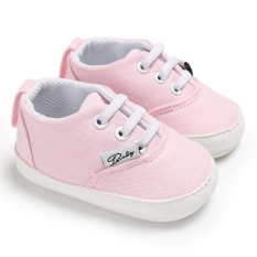 Newborn-18 Bulan Musim Panas Bayi Perempuan Anak Laki-laki Slip-On Sol c0a7985c86
