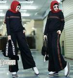 Spesifikasi Newone Shop Ceriee Set Celana Gamis Syari Fashion Muslim Muslim Wanita Murah Terbaru