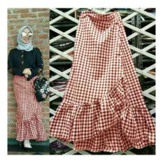 Newone shop skirt zara fashion muslim wanita / gamis syari wanita murah / setelan muslim