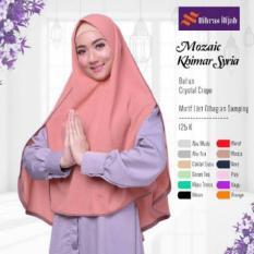 Nibras Hijab Mozaic Khimar Syiria