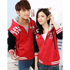 Review Nicer Jaket Couple 520 Red Di Dki Jakarta
