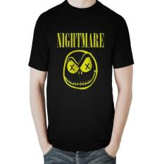 Ulasan Lengkap Nightmare T Shirt Hitam