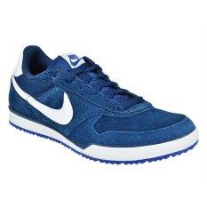 Toko Nike 443918 414 Sepatu Sneakers Field Trainer Biru Tua Termurah Indonesia