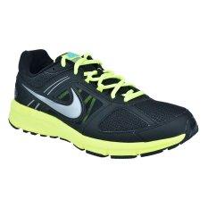 Nike 616353 005 Sepatu Lari Air Relentless 3 Msl Hitam Hijau Indonesia