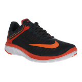 Review Nike Fs Lite Run 4 Men S Running Shoes Anthracite Total Orange White Di Indonesia