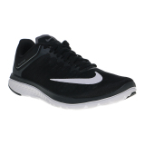 Spesifikasi Nike Fs Lite Run 4 Men S Running Shoes Black White Murah Berkualitas