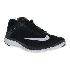 Jual Beli Online Nike Fs Lite Run 4 Men S Running Shoes Black White