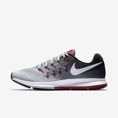 Spek Nike Men Air Zoom Pegasus 33 Menjalankan Sepatu Dark Grey 831352 009 Us7 11 02 Intl Hong Kong Sar Tiongkok