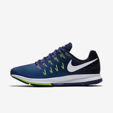 Toko Nike Pria Udara Menderu Pegasus 33 Sepatu Lari Setia Biru 831 352 402 Kami 7 11 304 8 Cm Dekat Sini