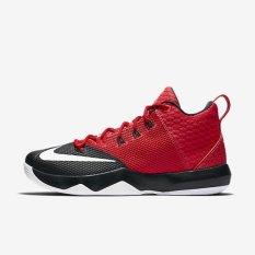Harga Nike Pria Ambassador Ix Bola Basket Sepatu Merah 852413 616 Us7 11 04 Intl Online