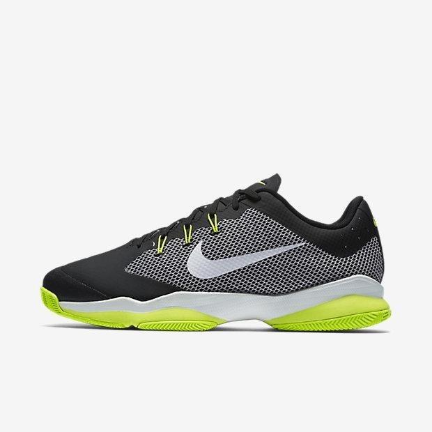 Toko Nike Men Court Air Zoom Ultra Sepatu Tenis Hitam 845007 002 Us7 11 02 Intl Murah Di Hong Kong Sar Tiongkok