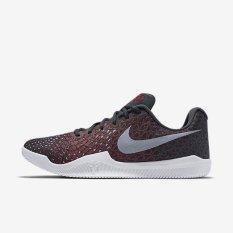 Iklan Nike Pria Naluri Mamba Bola Basket Sepatu Hitam 884445 006 Us7 11 01 Intl