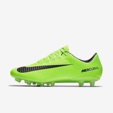 NIKE PRIA MERCURIAL VAPOR XI AG-PRO FOOTBALL SHOE ELECTRIC HIJAU 831957-303 US7-11 02'