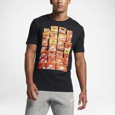 Jual Nike Pria Sportswear Shirt Hitam 834637 010 S 2Xl 01 Intl Murah Hong Kong Sar Tiongkok