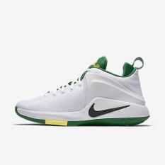 Jual Beli Nike Pria Zoom Witness Ep Bola Basket Sepatu Putih 884277 007 Us7 11 02 Intl