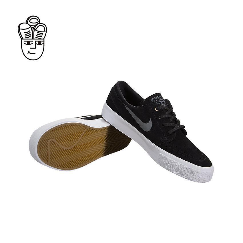 Spesifikasi Nike Sb Zoom Stefan Janoski Premium High Tape Skateboard Shoes Men 854321 007 Sh Bagus