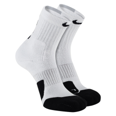 Nike sx5369-012/sx5232 asli baru musim gugur pria dan wanita basket kaus kaki kaus kaki (SX5594-100)