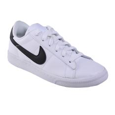 Nike Womens Tennis Classic Sepatu Sneakers - White/Black