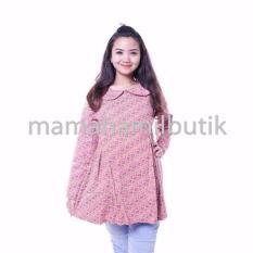 Harga Ning Ayu Baju Hamil Bunga Krah Doll Cantik Btk 143 Merah Ning Ayu Indonesia