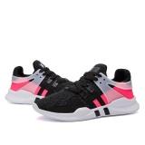 Harga Ningmeng Pria Fashion Kasual Sepatu Lari Hitam Pink Intl Ningmeng