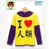 Beli No Game No Life Sora Aku Menyukai Manusia Cotton T Shirt Tee Kostum Cosplay S Xxl Intl Pake Kartu Kredit