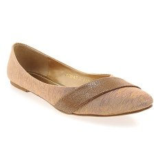Noche Shoes Ballet Edith - Gold