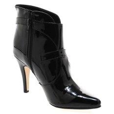 Harga Noche Shoes Boots Obi Hitam Fullset Murah