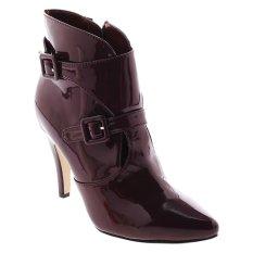 Harga Noche Shoes Boots Obi Ungu Satu Set