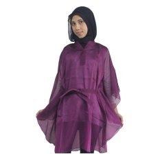 Toko Nope Usa Made Atasan Blouse Baju Wanita Lb016 Ungu Nope Usa Made Online