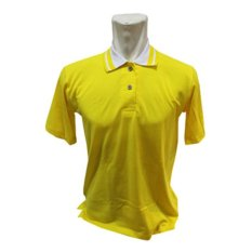 Nope USA Made Polo Shirt Distro Polosan PSTC KKS 01.00.00 - Kuning