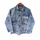 Jual Not Your Baby Jacket Denim Berskha Premium Bangkok Jaket Wanita Jeans Online Di Dki Jakarta