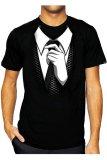 Spek Nsclothing Kaos 3D Anonymous Hitam