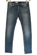 Nudie Jeans Tight Long John White Contrast - Unisex