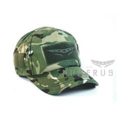 Tips Beli Numerus Tactical Cap Topi Baseball Velcro Hat Outdoor Yang Bagus