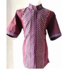 Nuranitex Baju Koko Anak Bordir Elegan - Mewah 004