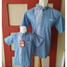 Nuranitex Baju Koko Couple Premium Distro - AR