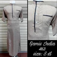 Nuranitex Gamis India Muslim ikhwan - G463