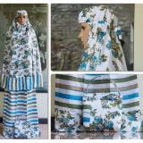 Beli Nuranitex Mukena Bali Blaster Cantik Mewah Turkis Nuranitex Busana Muslim Online