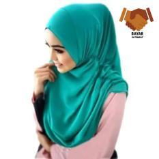 Nurjanah Hijab Jilbab Instan Instant - Tosca Green