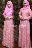 Dimana Beli Nurulcollection Baju Gaun Dress Murah Gamis Syari Brokat Gamis Pesta Terbaru Gamis Terlaris Kanara Hijab