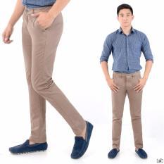 Daftar Harga Nusantara Jeans Celana Chino Pant Pria Berbahan Cotton Exclusiv Ringan Halus Lembut Warna Tidak Pudar Resleting Kuat Mocca Nusantara Jeans