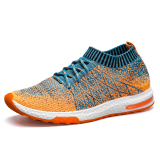 Tips Beli Variabel Speed Dragon Mesh Bernapas Sepatu Lari Biru Orange Biru Orange
