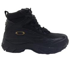 Harga Oakley Sepatu Hiking Db 3430 S Outdor Higt Quality Original Hitam Satu Set