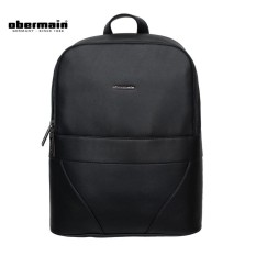 Obermain Men's Backpack Bag (Black) - intl