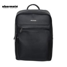 Obermain Pria Backpack Bag (Black)-Intl