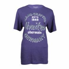 Ulasan Obermain T Shirt Pria Limited