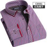 Review Obutlthen Ditambah Beludru Tebal Pria Yang Hangat Lengan Panjang Baju Kemeja 8981 Oem Di Tiongkok