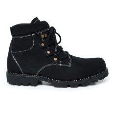 Ocean Jac Boots - Hitam. Ocean Jac Boots - Hitam. Rp415.000. Jawa Barat. Sepatu  BOOTS KULIT PRIA - sepatu formal pantofel OCEAN Cevany - kickers ... 7adbbb46ec