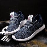 Review Toko Ocean New Man Fashion Sneakers Han Edisi Ventilasi Waktu Luang Motion Tahan Aus Run Kelapa Sepatu Biru Intl